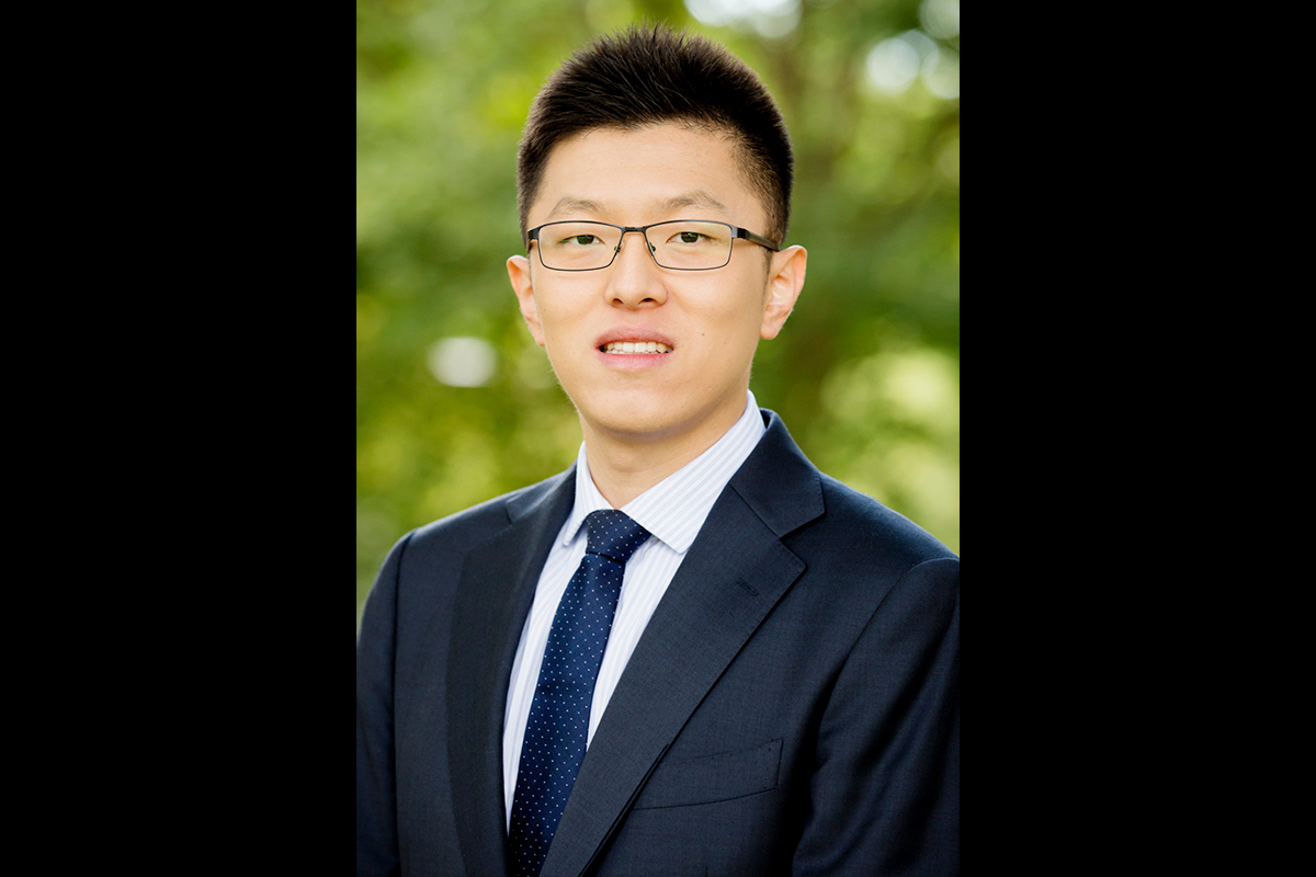 Photo of Yihao Liu, a professor of labor and employment relations and of psychology at Illinois.