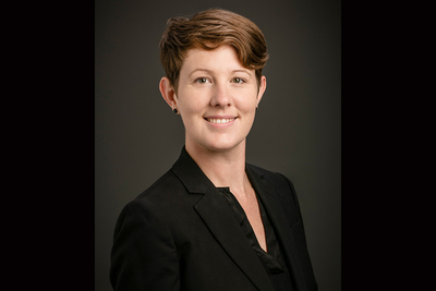 photo of engineering professor Katy Huff