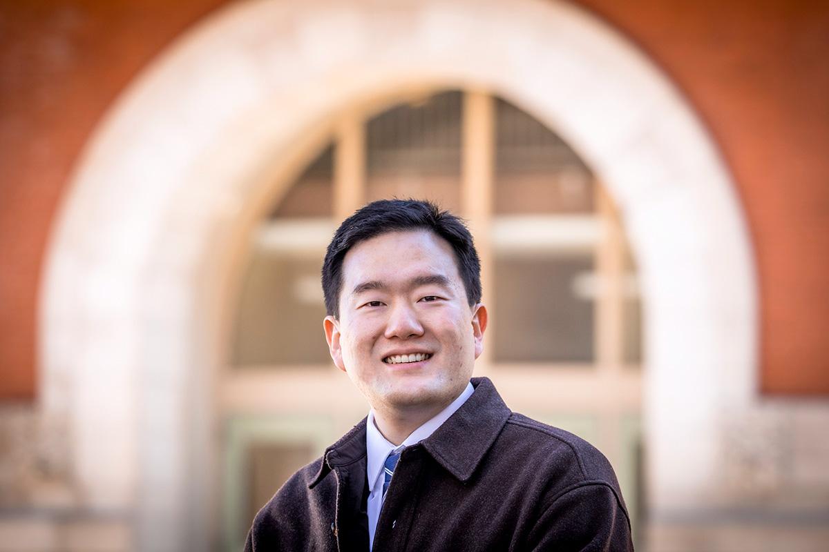 Portrait of lead author, Junghwan Kim