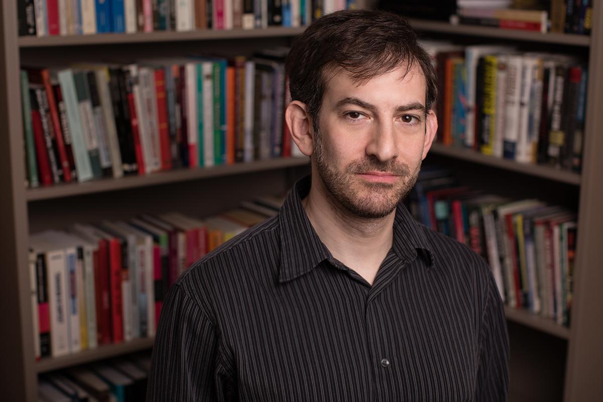 Photo of University of Illinois Urbana-Champaign political science professor Nicholas Grossman