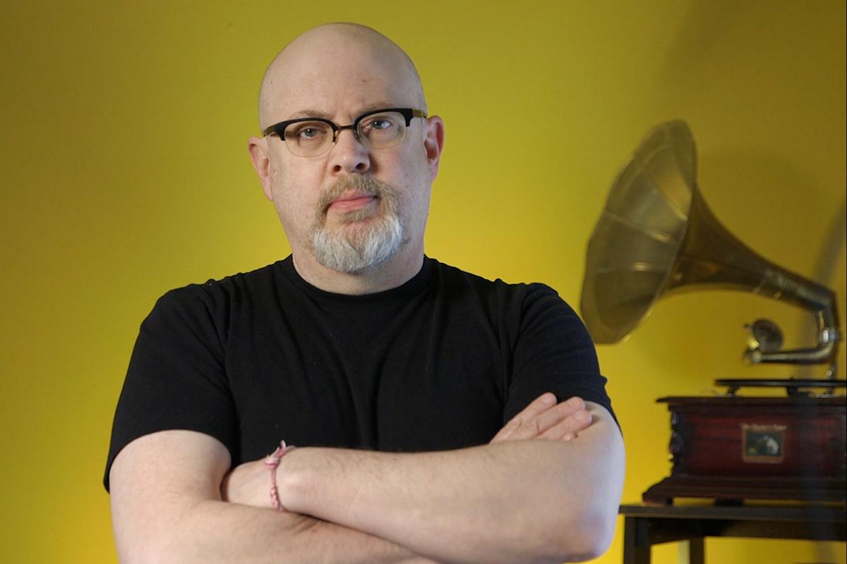 Photo of cinema and media studies professor Jay Rosenstein