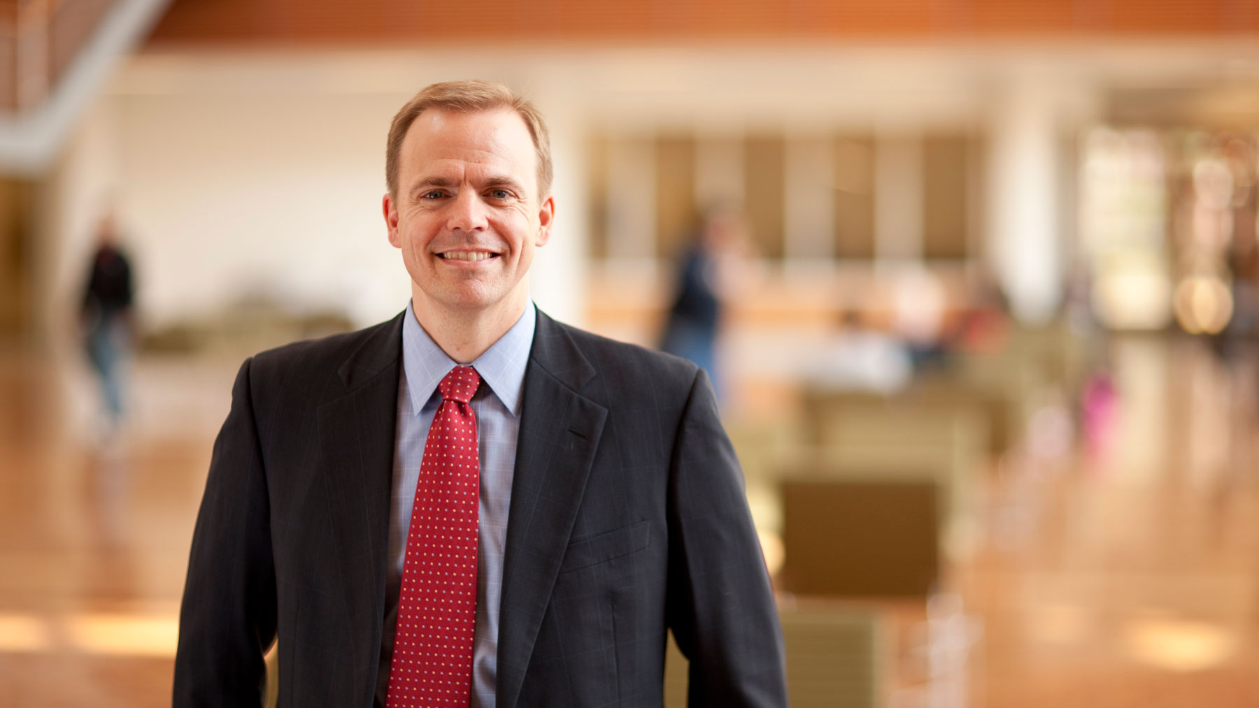 image of business professor jeffrey brown