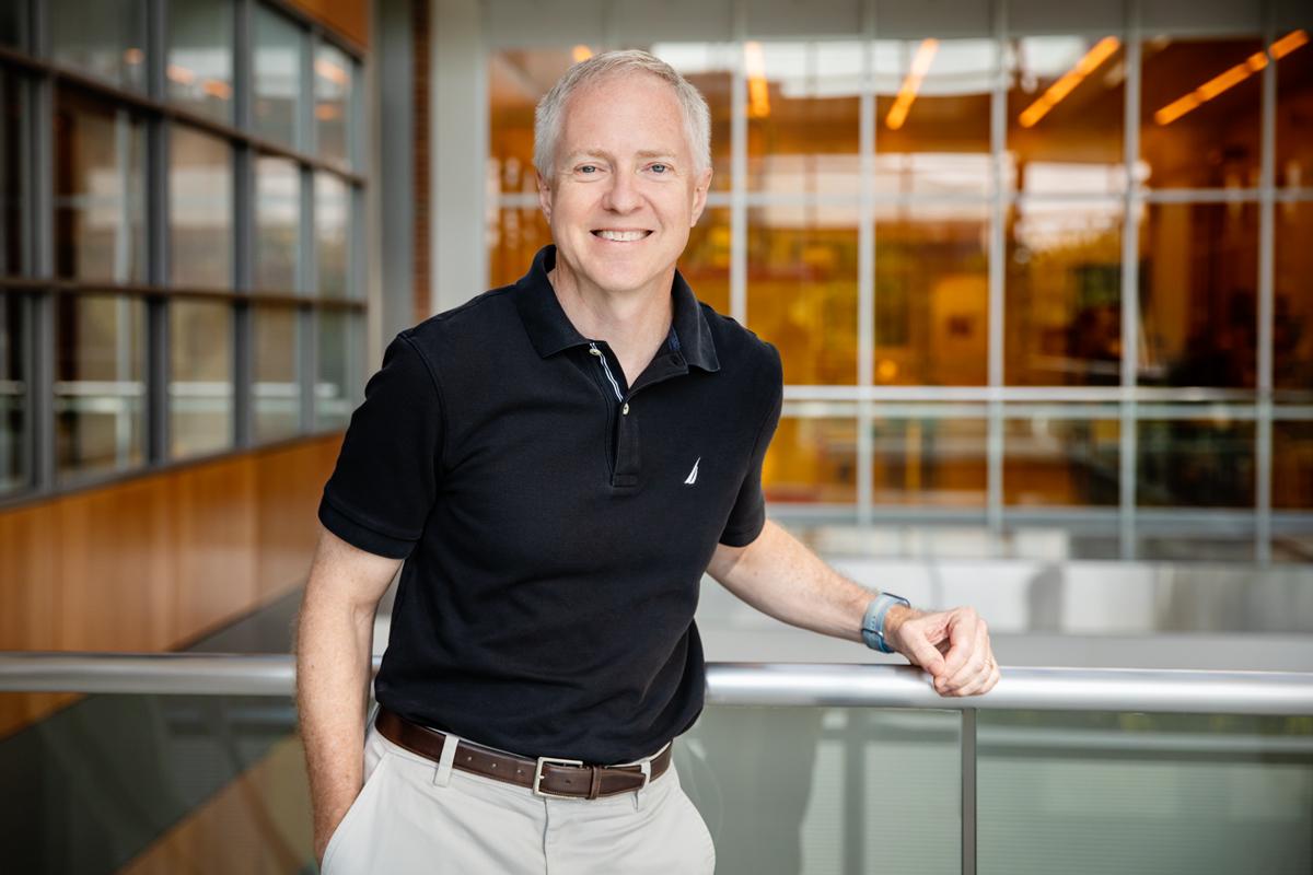 Professor Brian Cunningham