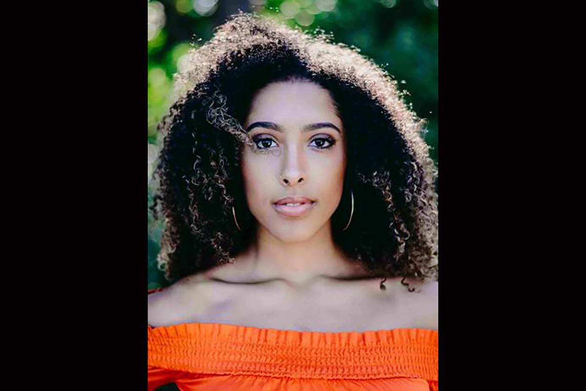 Headshot of Sophia Byrd