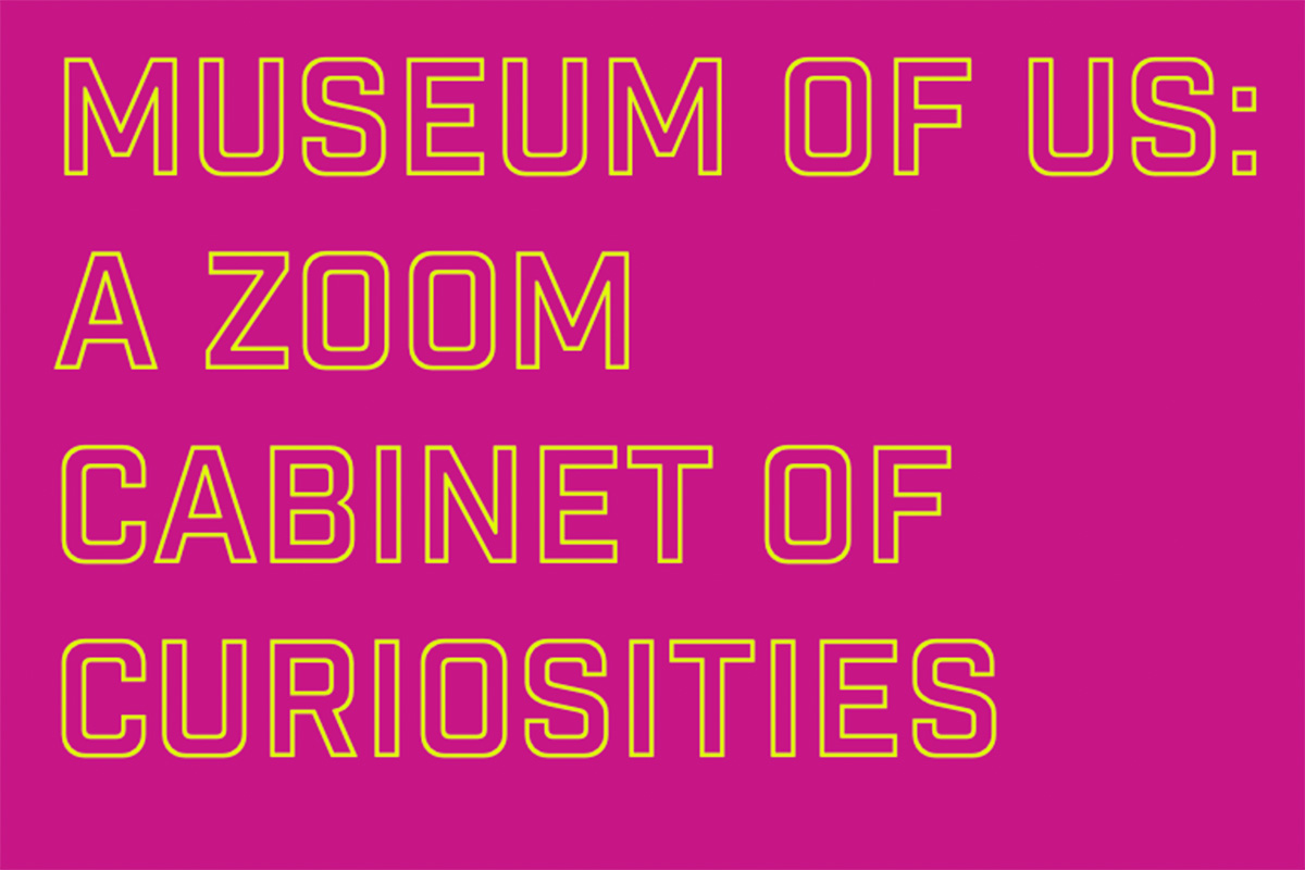 """Title image for """"Museum of Us"""""""
