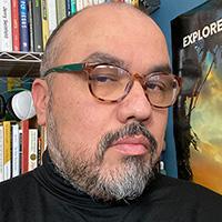 Headshot of Jorge Lucero