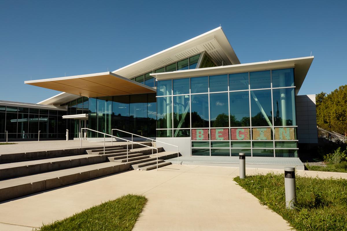 Siebel Center for Design exterior photo