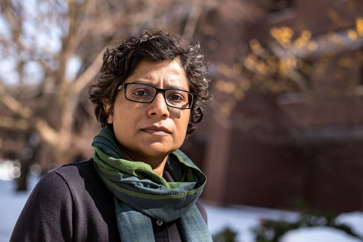 Rini Bhattacharya Mehta