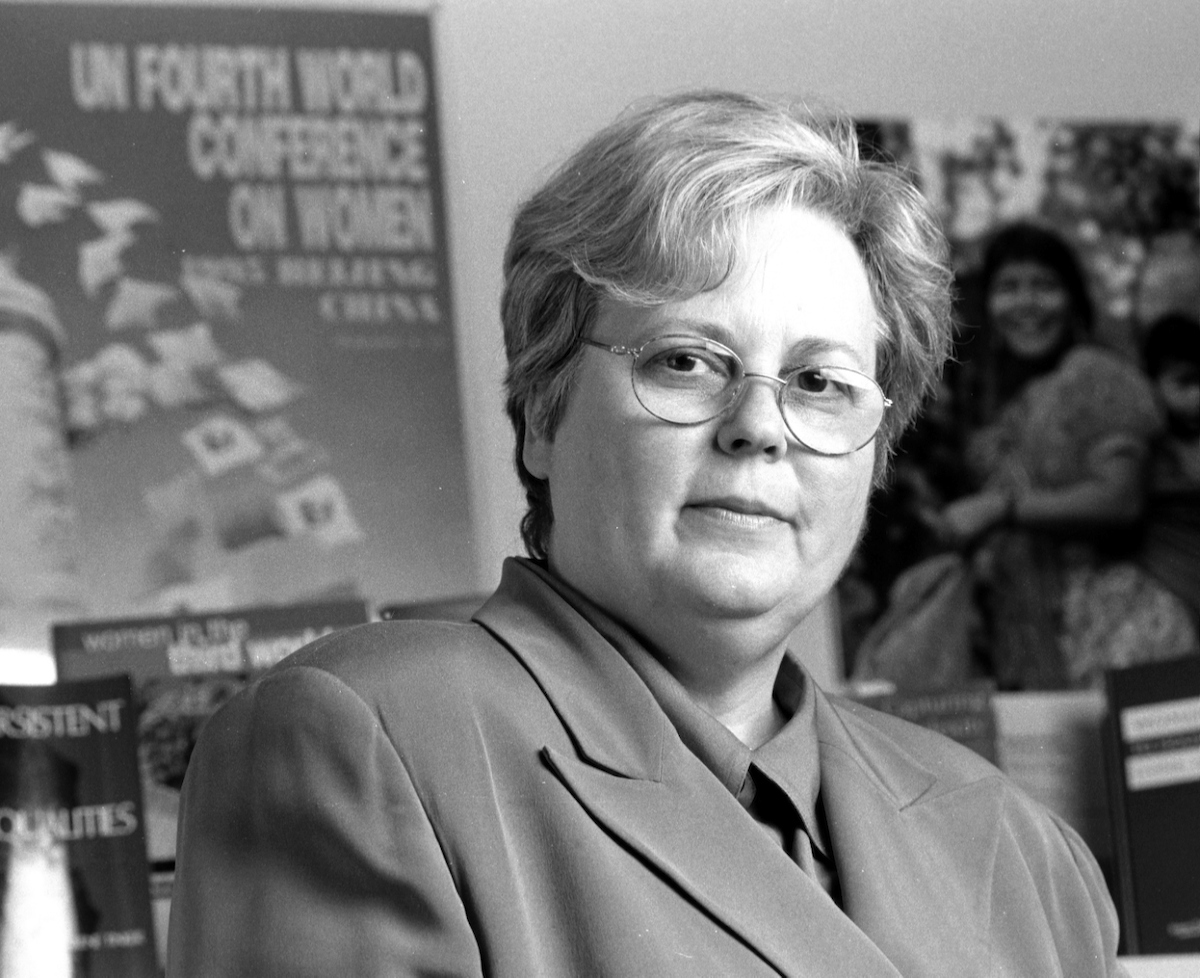 Gale Summerfield is director of the Women and Gender in Global Perspectives Program at Illinois, and a professor of human and community development.