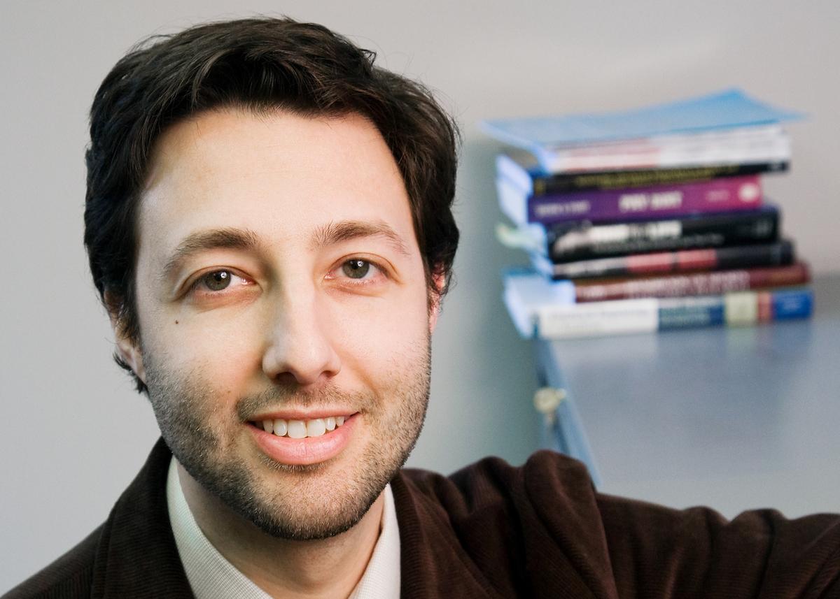 Sports economist Scott Tainsky is a UI professor of recreation, sport and tourism.