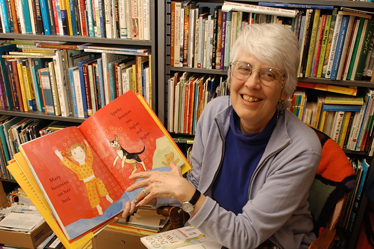 Betsy Hearne is a professor emerita of library and information science at Illinois.