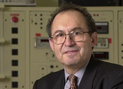 George Gross is a professor of electrical and computer engineering and at the Institute of Government and Public Affairs.