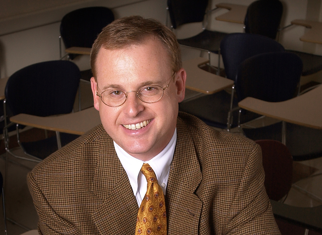 David Ikenberry is a professor of finance and the chair of the finance department in the College of Business.