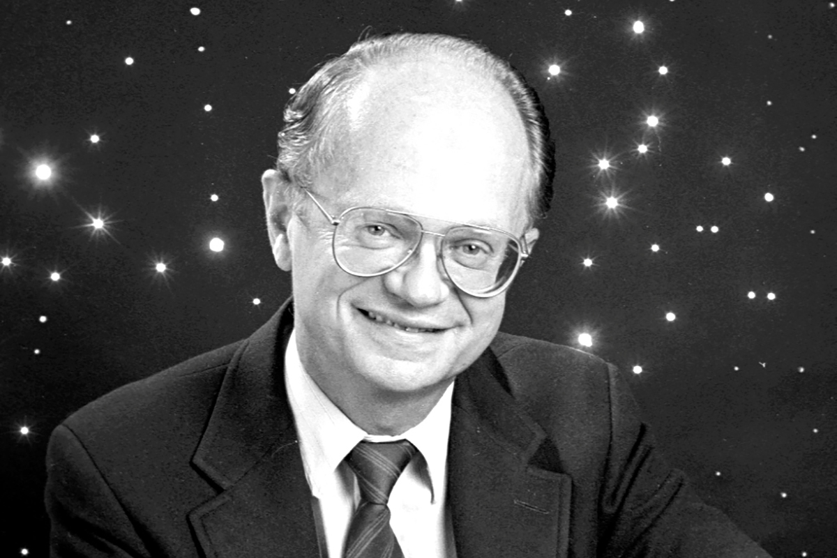 James B. Kaler is a professor emeritus of astronomy and an award-winning author.