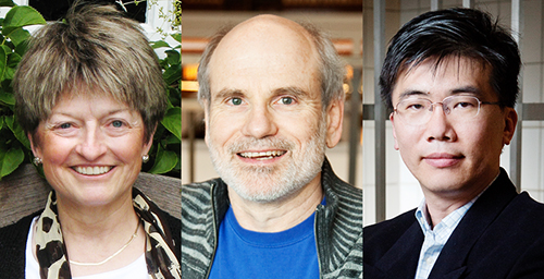 University of Illinois psychology professors J. Kathryn Bock and Gary S. Dell, and physics professor Taekjip Ha have been elected to the American Academy of Arts and Sciences.