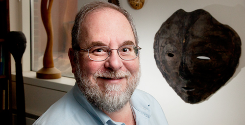 Ken Suslick led a team of Illinois chemists who developed an ultrasonic hammer to help explore how impact generates hotspots that trigger explosive materials.