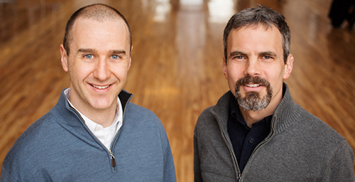 The education experts cited in media stories and blog posts may have little background in research or education policy, suggests a new study by, left, curriculum specialist Joel R. Malin and education professor Christopher Lubienski, both at the University of Illinois.