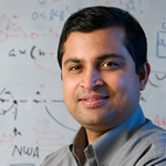 Computer science professor Saurabh Sinha led the computational analysis of gene regulatory relationships conserved across three divergent species.