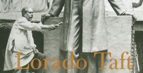 A new book explores the artistic and educational legacies of American sculptor and U. of I. alumnus Lorado Taft.