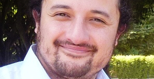 A computer sensing game developed by Illinois alumnus Juan F. Mancilla-Caceres (pictured) and faculty members Eyal Amir, computer science, and Dorothy Espelage, educational psychology, effectively identifies bullying behavior among players.