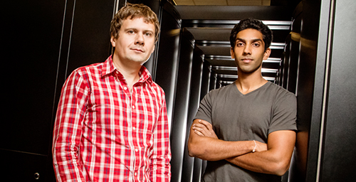 Illinois professor Alek Aksimentiev and graduate student Manish Shankla found that it is possible to control how DNA goes through a graphene nanopore for sequencing by applying an electric charge to the graphene.