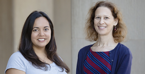 SOCIAL STUDIES: New research by Nicole Llewellyn and Karen Rudolph suggests that children's gender, social orientation and sensitivity to social rewards and punishments may determine their responses to peer victimization. Llewellyn is a doctoral candidate and Rudolph is a faculty member, both in the department of psychology.