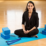 University of Illinois graduate student Neha Gothe and her colleagues found that eight weeks of yoga classes significantly improved participants' reaction time and accuracy in tests of cognitive function. Gothe is now a professor of kinesiology at Wayne State University in Detroit.