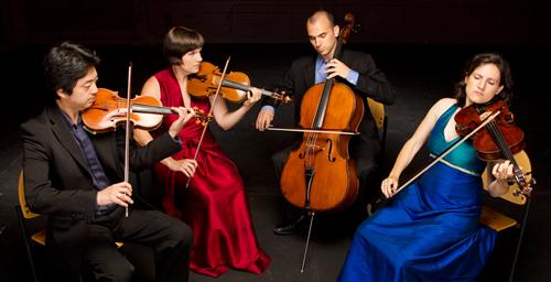 The Jupiter String Quartet will perform on the opening night of the Allerton Music Barn Festival.