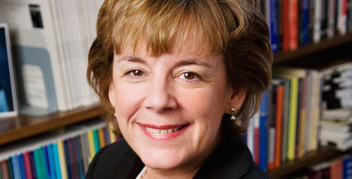 Barbara J. Wilson, the executive vice provost for faculty and academic affairs at Illinois has been named the Harry E. Preble Dean of the College of Liberal Arts and Sciences, pending approval of the university's board of trustees.