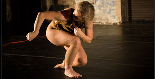 "Jennifer Monson, a professor of dance at the University of Illinois, has been awarded a Doris Duke Impact Award. She performed her ""Live Dancing Archive,"" at the American Realness festival at Abrons Art Center in New York in January 2013."