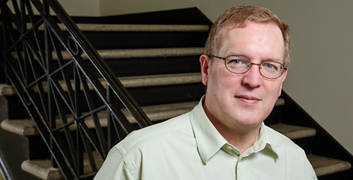 Differences in the collective personalities of state populations are strongly linked with differences in those states' politics and how they're governed, according to a new study by Jeffery Mondak (pictured) and Damarys Canache, professors of political science.