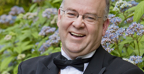 Andrew Megill will lead the University of Illinois choral activities program.