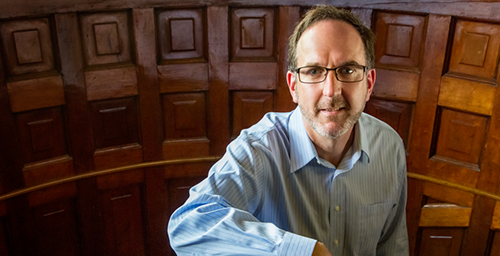 "Gillen D'Arcy Wood, a professor of English, is the author of ""Tambora: The Eruption That Changed the World,"" that documents the aftereffects of an 1815 volcanic eruption, the largest in recorded history. In his book, Wood describes the broad-ranging consequences, including climatic cooling, a worldwide cholera pandemic, a boom in opium production and an economic depression in the U.S."