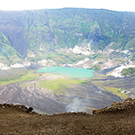 Gillen D'Arcy Wood climbed Mount Tambora in March 2011 to take this photo. The day he took the photo, Wood reports,