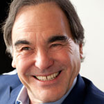 Writer/director Oliver Stone will be on stage after his