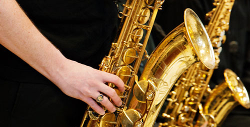 About 1,000 saxophonists are expected to attend the North American Saxophone Alliance conference hosted by the University of Illinois.