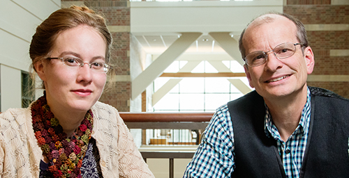 Older adults' beliefs about what causes their high blood pressure may vary according to where they live and other demographic variables, a new study finds. Elise A.G. Duwe, an M.D./Ph.D. candidate in the Medical Scholars Program, led the study. Daniel G. Morrow, a faculty member in the College of Education and the Beckman Institute, was a co-author.