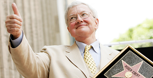"Roger Ebert, the late Pulitzer Prize-winning film critic for the Chicago Sun-Times and co-host of the popular review program ""Siskel and Ebert at the Movies,"" has been named to receive the 2014 Illinois Prize for Lifetime Achievement in Journalism. The recipient is chosen by the University of Illinois journalism faculty."