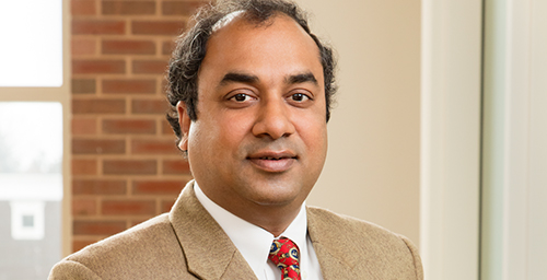 Cultural sensitivity and a holistic approach to individuals are necessary qualities for executives working abroad, says Anupam Agrawal, a professor of business administration at Illinois.