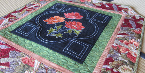 Quilts by Mary DeRay will be featured at the annual Japan House open house.