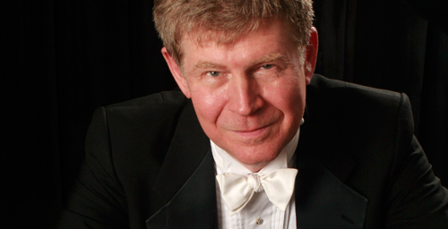 Professor emeritus Ian Hobson will perform a recital of music by Brahms, Chopin and Schumann on Aug. 1 during the Summer Piano Institute.