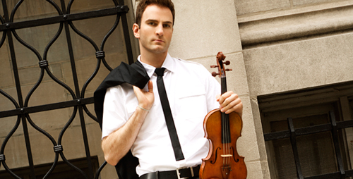 The final concert of the season for Sinfonia da Camera, featuring U. of I. violin professor Stefan Milenkovich, will begin at 5:30 p.m. April 9.