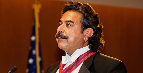 Alumnus Shahid Khan will be the commencement speaker May 12.
