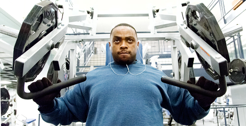 University of Illinois graduate student Marc Cook and his colleagues found that young African-American men experienced more cardiovascular benefits from weight training than Caucasian men of the same age.