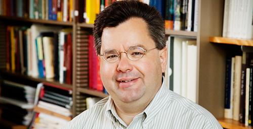Illinois history professor Craig Koslofsky