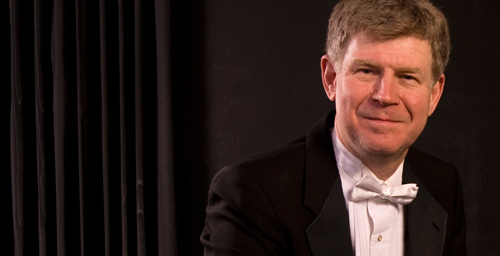 Pianist Ian Hobson will perform all of Brahms' solo and chamber music for piano in a series of 16 recitals at the University of Illinois.