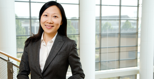 Clara Xiaoling Chen, a professor of accountancy at Illinois, is the co-author of a study that found that wage premiums can play a role in reducing employee theft and fostering ethical norms within an organization.