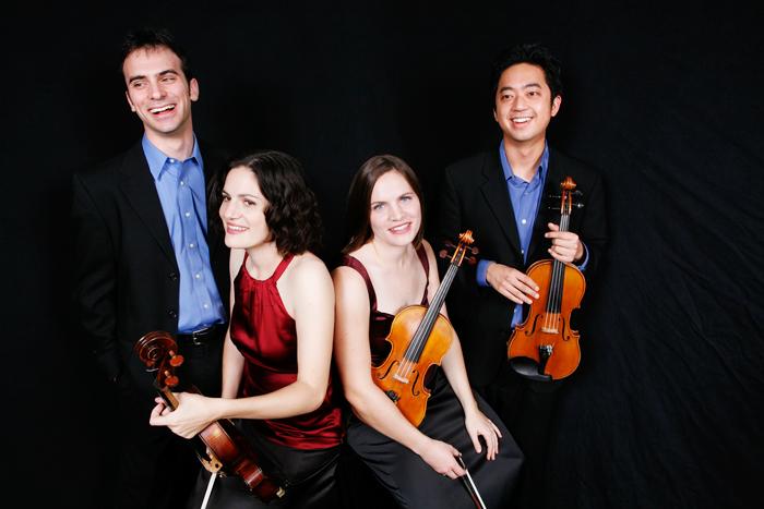 Jupiter String Quartet to become quartet in residence at