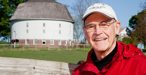 University of Illinois emeritus professor of biochemistry Robert Switzer's new memoir traces the 75-year history of his family's dairy farm in northwestern Illinois.