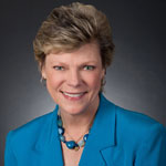 News analyst Cokie Roberts will speak at both commencement ceremonies on May 13.
